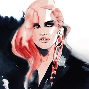 Alina grinpauka fashion illustration jpg close up