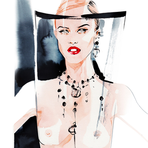 Alina grinpauka fashion illustration jpg freethenipple